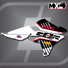 Yamaha MX4 Shrouds