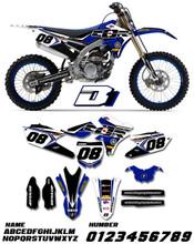 Yamaha D1 Kit