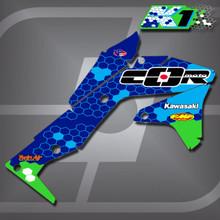 Kawasaki K1 Shrouds
