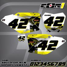 Suzuki Cor1 Number Plates