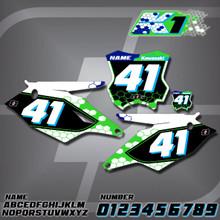 Kawasaki K1 Number Plates