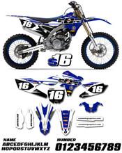 Yamaha S16 Kit