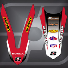 Honda F1 Fender Set