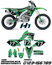 Kawasaki H1 Kit