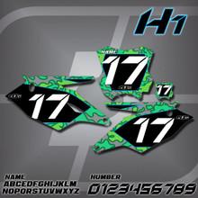 Kawasaki H1 Number Plates