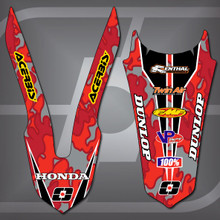 Honda H1 Fender Set