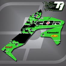 Kawasaki T1 Shrouds