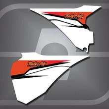 KTM F1 Airbox