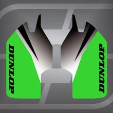 Kawasaki F1 Lower Forks