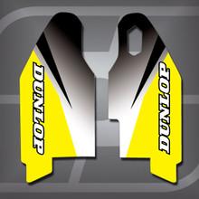 Suzuki F1 Lower Forks