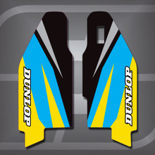 Suzuki R1 Lower Forks