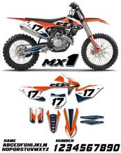 KTM MX1 Kit