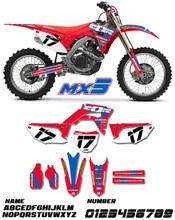 Honda MX3 Kit