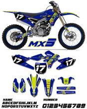 Yamaha MX3 Kit