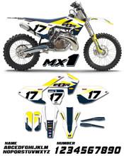 Husqvarna MX1 Kit