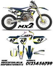 Husqvarna MX2 Kit