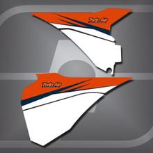 KTM MX2 Airbox