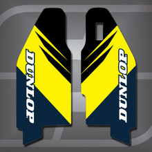 Suzuki MX1 Lower Forks
