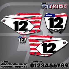Suzuki Patriot Number Plates