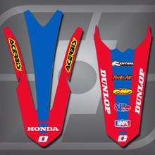 Honda MX3 Fender Set