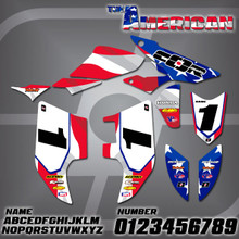 Honda American ATV Kit