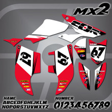 Honda MX2 ATV Kit