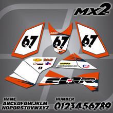 KTM MX2 ATV Kit