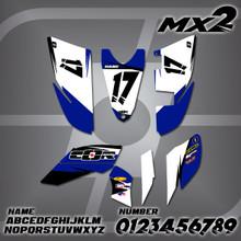 Yamaha MX2 ATV Kit