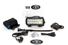 "6"" Rechargeable Battery Light Bar Kit"