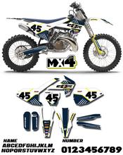 Husqvarna MX4 Kit