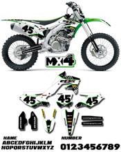 Kawasaki MX4 Kit