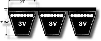 3V V Belt