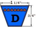D V Belt