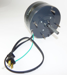 "1/40 hp 1050 RPM CW 5"" Diameter 115 Volts Fasco # D340"