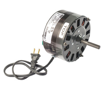"1/15 hp 1050 RPM CW 5"" diameter 115 Volts (Penn Vent) Fasco # D342"