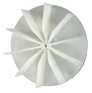 "Plastic Fan Blade 4-5/8"" Dia, .2178"" Bore K-FAN4032 Fasco # 8660-4032"