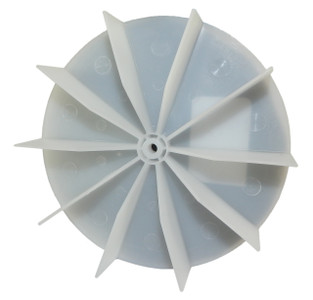 "Plastic Fan Blade 4-5/8"" Dia, .1811"" Bore K-FAN4031 Fasco # 8660-4031"