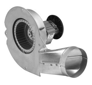 Lennox Furnace Exhaust Venter Blower 115V (7058-0217, 60M7901) Fasco # A207