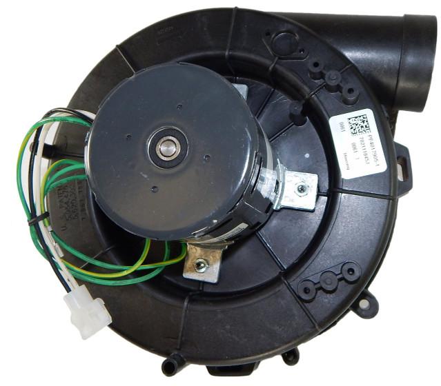 lennox furnace draft inducer blower 115v 7021 11634. Black Bedroom Furniture Sets. Home Design Ideas