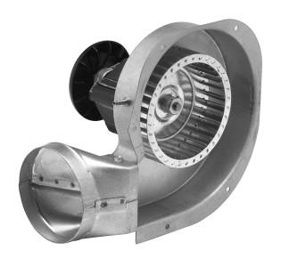 Nordyne Furnace Draft Inducer blower 115V (7002-3158, 6219500) Fasco # A126