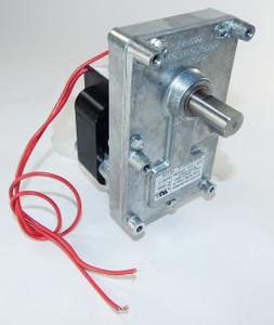 Pellet Stove Auger Gear Motor 7 RPM, 115V 1.0 amps (EMC6216, V07959ABD9) HM-RGM651