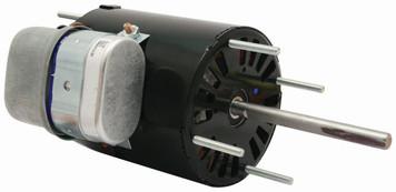 Reznor Flue Exhaust Motor 1/20hp, 115/230V Rotom #FM-RFM78
