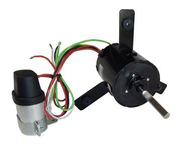 Vanee Heat Recover Motor M1703 1/15 hp, 1550 RPM, 115 volts # R3-R348