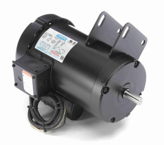 4 hp 3450 RPM Delta Unisaw Electric Motor 230 Volts Leeson Electric Motor # 120998