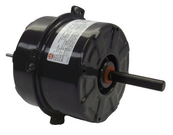 "5"" Condenser Fan Motor 1/10 hp 1075 RPM, 208-230 Volts # 2243"