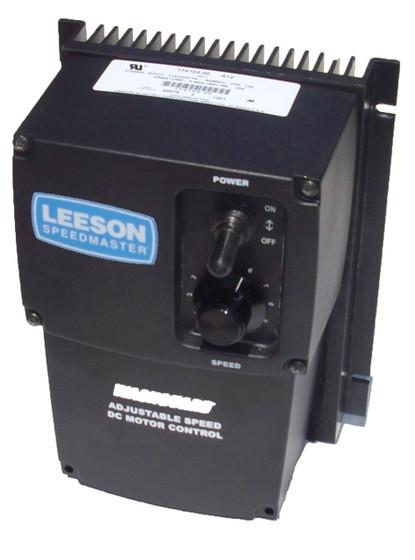 leeson dc motor control 174102 nema 4x 90 180vdc 1. Black Bedroom Furniture Sets. Home Design Ideas