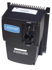 Leeson DC Motor Control # 174107 - NEMA 4X - 90/180VDC, 1/8 hp to 2 hp Reversing