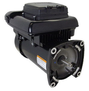 Variable Speed ECM Pool Motor 3/4-2.7 hp 2-spd Square Flange 230V Century # ECM27SQU