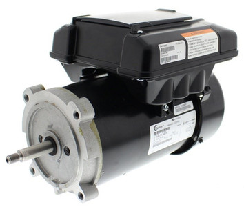 Variable Speed ECM Pool Motor 1/2 hp 2-spd 56J 208-230V Century # ECM16CU