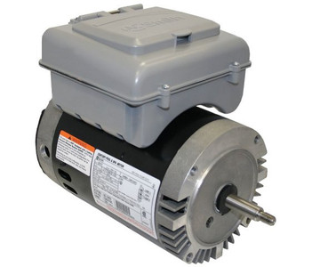 3 hp 2-Speed 56J Frame 230V Pool Motor with Timer Century # B966T